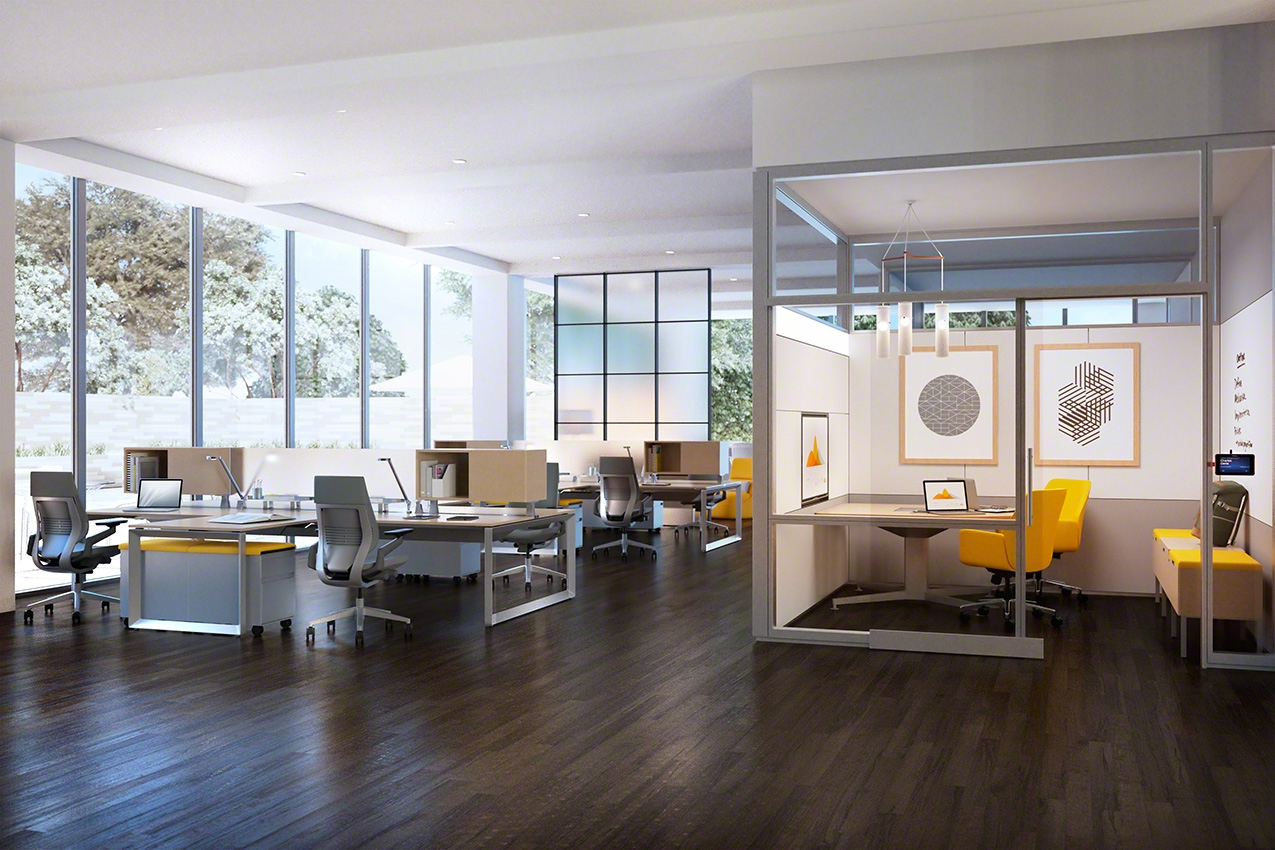 Architecture Design Office Furniture company - arbee associates